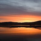 Dunmanus Bay Sunrise Sunset in Ireland 18 by Georgia Conroy