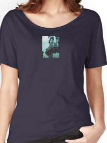 Roman Facade Women's Relaxed Fit T-Shirt