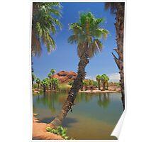 Papago Park - Phoenix, AZ Poster