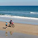 Fit But Fun - St. Augustine Beach by Eileen Brymer