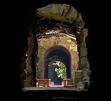 Othello Tunnels in Hope British Columbia Canada by AnnDixon