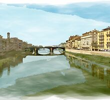 Arno Panorama by Colin Metcalf