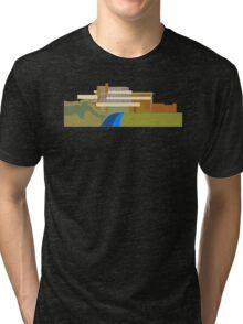 fallingwater Tri-blend T-Shirt