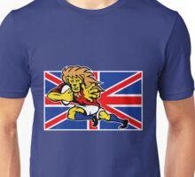 british lion rugby running ball Unisex T-Shirt