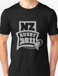 Rugby Ball New Zealand 2011 T-Shirt