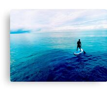 Maui: Testing the waters Canvas Print
