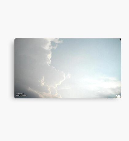 Heaven's Gate 4 Canvas Print