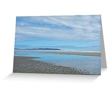 Pacific Coast of Vancouver Island Greeting Card