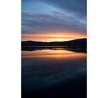 Dunmanus Bay Sunrise Sunset in Ireland 29 Photographic Print