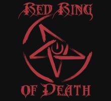 red ring of death. by Dann Matthews