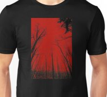 Red Cathedral Unisex T-Shirt