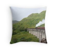 """A journey with """"the Lord of the Isles"""", Scotland. Throw Pillow"""