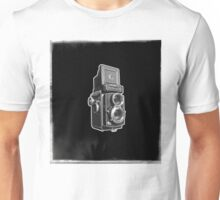 Old Timer - Black/White Unisex T-Shirt