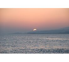 Dunmanus Bay Sunrise Sunset in Ireland 41 Photographic Print