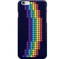 Retro Rainbow iPhone Case/Skin