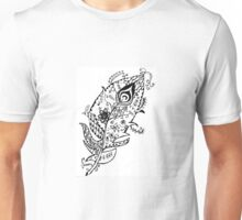 Mystical Peacock Feather  Unisex T-Shirt