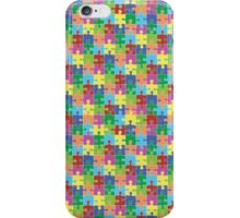 Puzzlin' iPhone Case/Skin