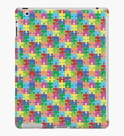 Puzzlin' iPad Case/Skin