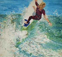 Surfer Girl by Jennifer Ingram