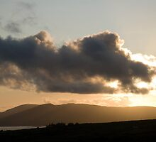 Dunmanus Bay Sunrise Sunset in Ireland 57 by Georgia Conroy