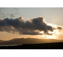 Dunmanus Bay Sunrise Sunset in Ireland 57 Photographic Print