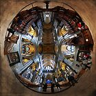 Salisbury Cathedral Vaults by Lucy Martin