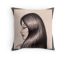 ~Glisten II~ Throw Pillow