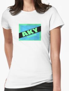 akygamings Womens Fitted T-Shirt