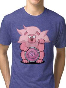 Maneki Lion Tri-blend T-Shirt