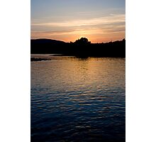 Dunmanus Bay Sunrise Sunset in Ireland 66 Photographic Print