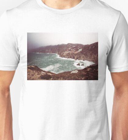 Sliabh Liag in Winter Unisex T-Shirt