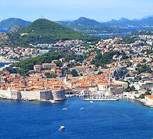 Dubrovnik by Honor Kyne