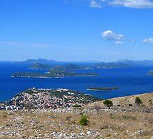 Croatian Islands by Honor Kyne