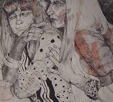 Milena and me  by Natasa Ristic