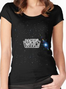 Doctor Who - 1980 Women's Fitted Scoop T-Shirt