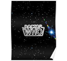 Doctor Who - 1980 Poster