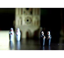Lee Lee Ingram's 'More Nuns' Photographic Print