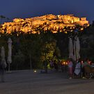 The Acropolis by Peter Hammer