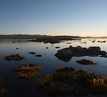 Mono Lake Sunrise by jcandy