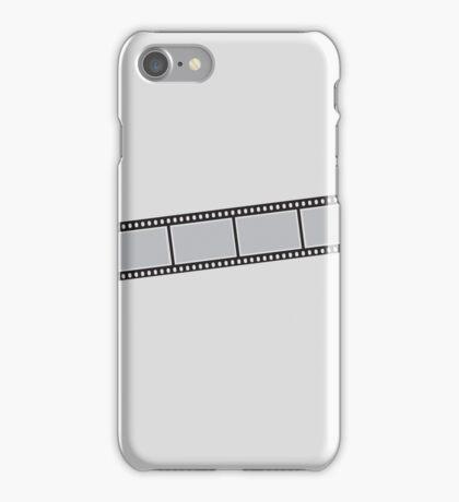 Photographer photography film strip iPhone Case/Skin