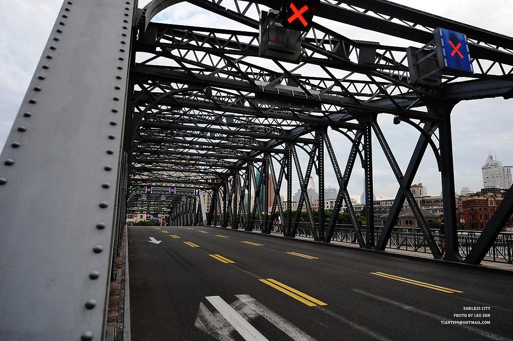 endless bridge by leo sun