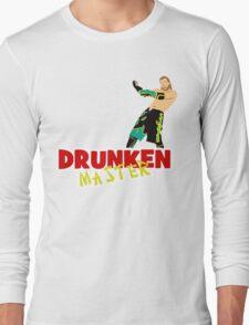 Jack Evans - Drunken Master Long Sleeve T-Shirt
