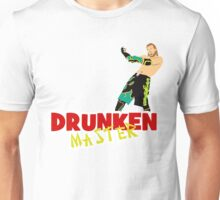 Jack Evans - Drunken Master Unisex T-Shirt