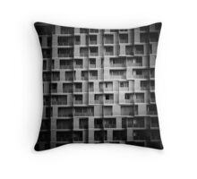 Modern Life Throw Pillow