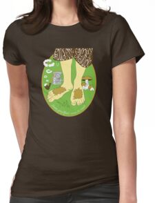 Proudfoot Family Reunion Womens Fitted T-Shirt
