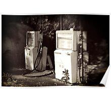 Petrol or Diesel? Fill 'er up! Poster