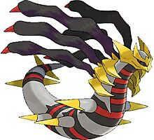 Giratina Photographic Print