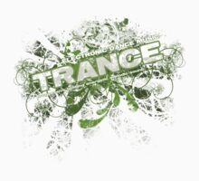 Trance – Electronic Dance Music - Green by myclubtees