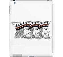 Three Kings iPad Case/Skin
