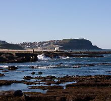 View To Merewether by reflector